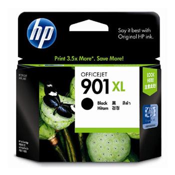 《HP》No.901XL Officejet 黑色墨水匣(CC654AA)