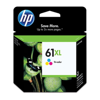 《HP》CH564WA NO.61XL 原廠彩色高容量墨水匣
