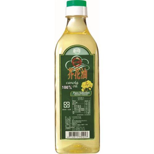 台糖 芥花油(1L/瓶)