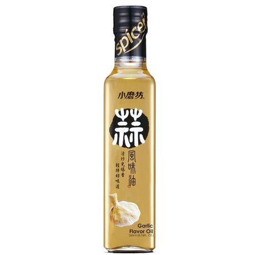 《小磨坊》蒜風味油(260ml/瓶)