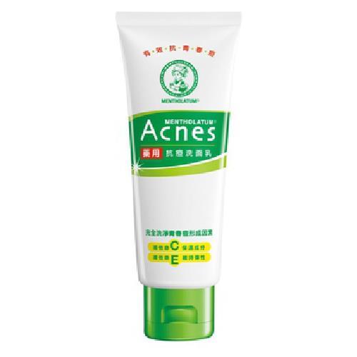 曼秀雷敦 Acnes抗痘洗面乳(100g/支)