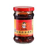 《老干媽》風味雞油辣椒(210g/瓶)