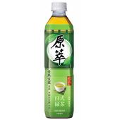《原萃》日式綠茶(580ml*4瓶/組)