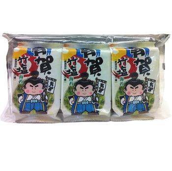 有賀 竹鹽海苔(5g*3包/組)
