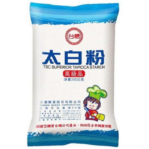 台糖 高級太白粉(300g/包)