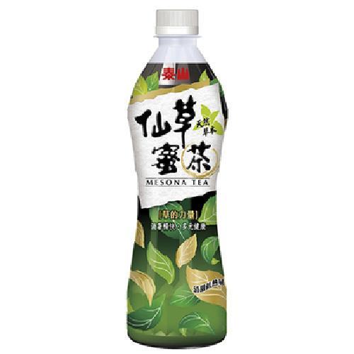 泰山 仙草蜜茶(500ml*4瓶/組)