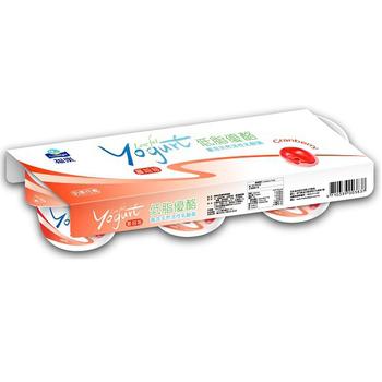 福樂 低脂優酪-蔓越莓(100g*2入/組)