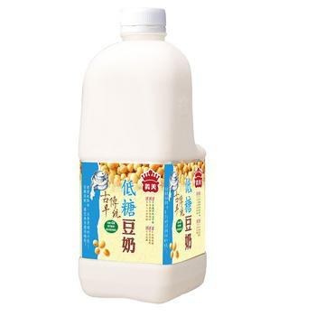 義美 低糖豆奶(2000ml/瓶)