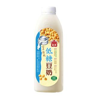 義美 低糖豆奶(1000ml/瓶)