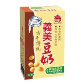 《義美》研磨豆奶(250ml*24包/箱)