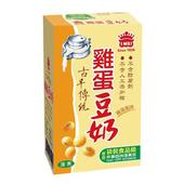 《義美》雞蛋豆奶(250ml*24包/箱)