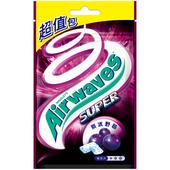《Airwaves》極酷嗆涼-紫冰野莓(62公克/包)