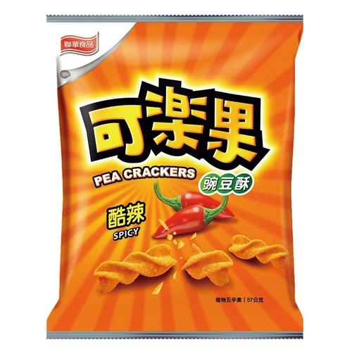 聯華 可樂果酷辣(57g/包)