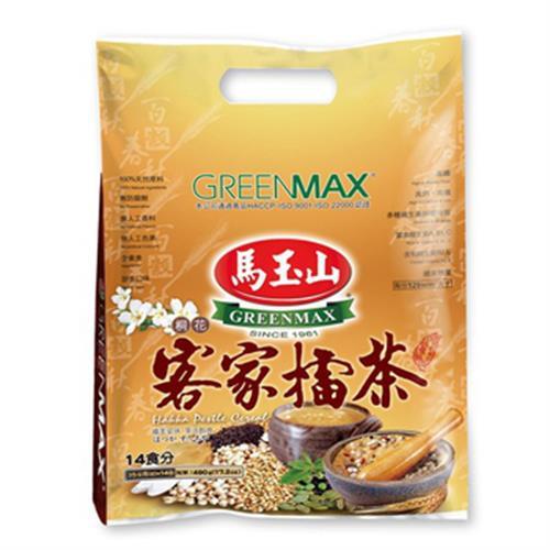 馬玉山 客家擂茶(35g*14包/袋)