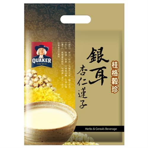 桂格 穀珍銀耳杏仁袋裝(28g*12包/袋)