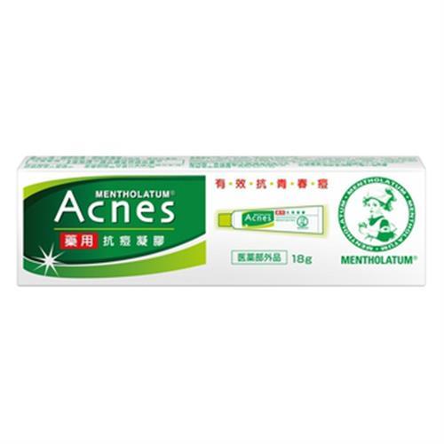 曼秀雷敦 Acnes藥用抗痘凝膠(18g/條)