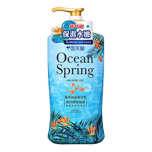 《雪芙蘭》海洋活泉沐浴乳-海洋膠原保濕(1000g)