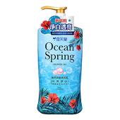 《雪芙蘭》海洋活泉沐浴乳- 珍珠淨白(1000g)