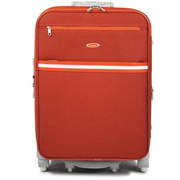 Audi 奧迪 19吋新方形輕量系列360度行李箱 LT-72519(橘)