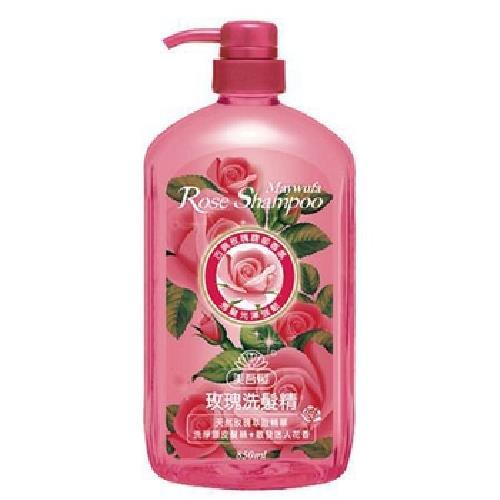 美吾髮 玫瑰洗髮精(850ml/瓶)