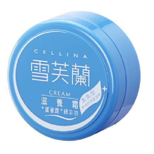 《雪芙蘭》滋養霜-清爽型(150g/罐)