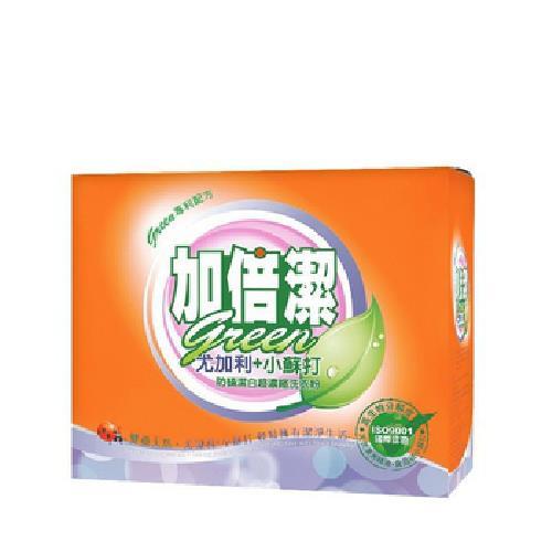 加倍潔 尤加利小蘇打防蹣濃縮洗衣粉(1.5kg)