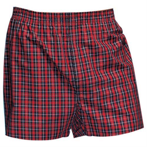 豪門 色織平織平口褲-MS7318(L)