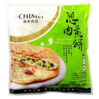 奇美 蔥肉煎餅(120公克*4片/包)