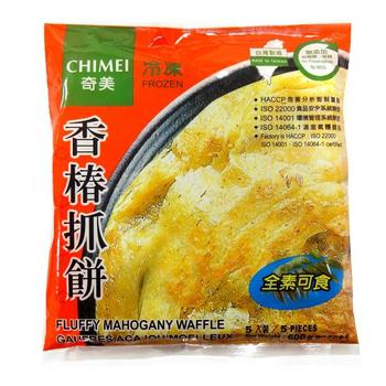 奇美 香椿抓餅(120gx5片/包)