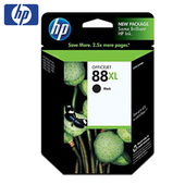 《HP》NO.88XL原廠黑色墨水匣(C9396A)