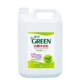 《GREEN綠的》抗菌沐浴乳-綠茶 3800ml(1加侖/桶)