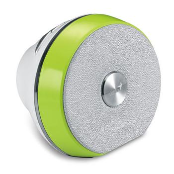 Genius SP-900BT 極致無線-可攜式藍牙時尚喇叭(綠色)
