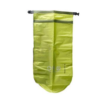 PACIFIC OUTDOOR 輕量氣閥防水袋 10L (30*61cm)(嫩綠色)