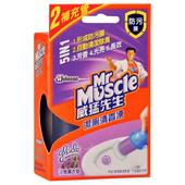 《威猛先生》潔廁清香凍補充管-薰衣草(38gx2入/盒)