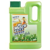 《威猛先生》地板清潔劑-清新早晨(2000ml/瓶)