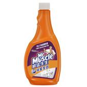 《威猛先生》5合1防污膜浴室清潔劑重裝(500g/瓶)