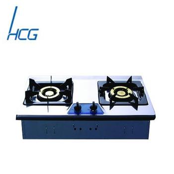 和成 GS203Q 檯面式瓦斯爐(天然瓦斯-不鏽鋼)