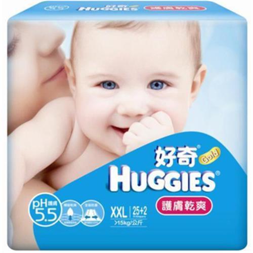 金好奇 護膚乾爽pH5.5紙尿褲XXL(27片/包)