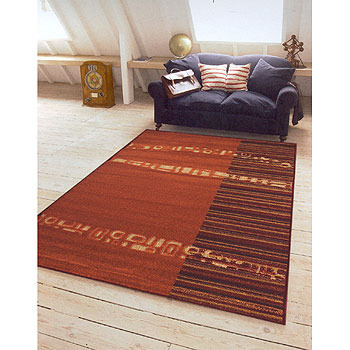 《Ambience》比利時Toscana仿羊毛地毯-線條(160x230cm)