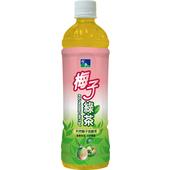《悅氏》梅子綠茶(550ml*4瓶/組)