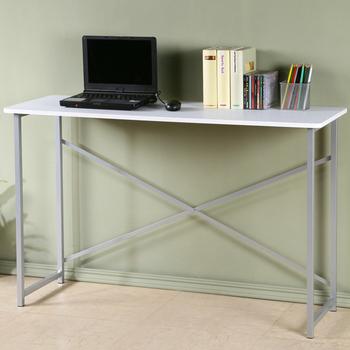 《Homelike》超值工作桌-寬120公分(純白色)