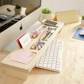 《C&B》華慕多功能鍵盤置物桌上架(A款)