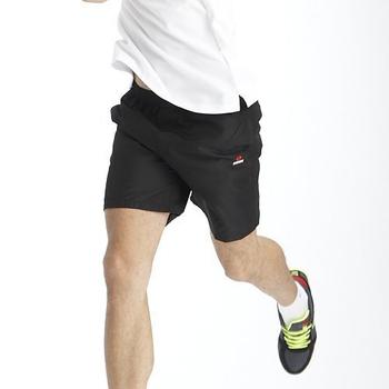 SASAKI 透氣式專業網球短褲(S/黑)