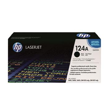 《HP》Q6000A 原廠黑色碳粉匣