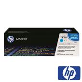 《HP》CB541A 原廠青藍色碳粉匣