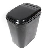 《收納家》紅外線感應式垃圾桶 26L(酷黑)