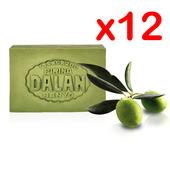 《DALAN》土耳其純橄欖油手工皂(170gx12入)(170g*12)