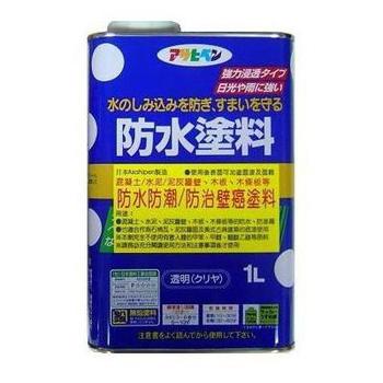 Asahipen 日本強力防水/防壁癌塗料1L