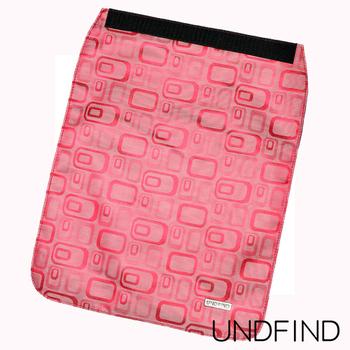 UNDFIND UN-2716(S) 時尚多功能攝影包上蓋(長格紅)
