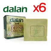 《DALAN》土耳其月桂橄欖手工皂6入組(170g*6)